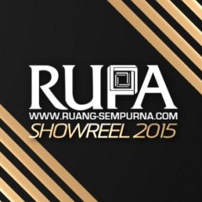 Rupa Showreel 2015