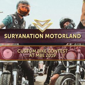 Suryanation Motorland 2019